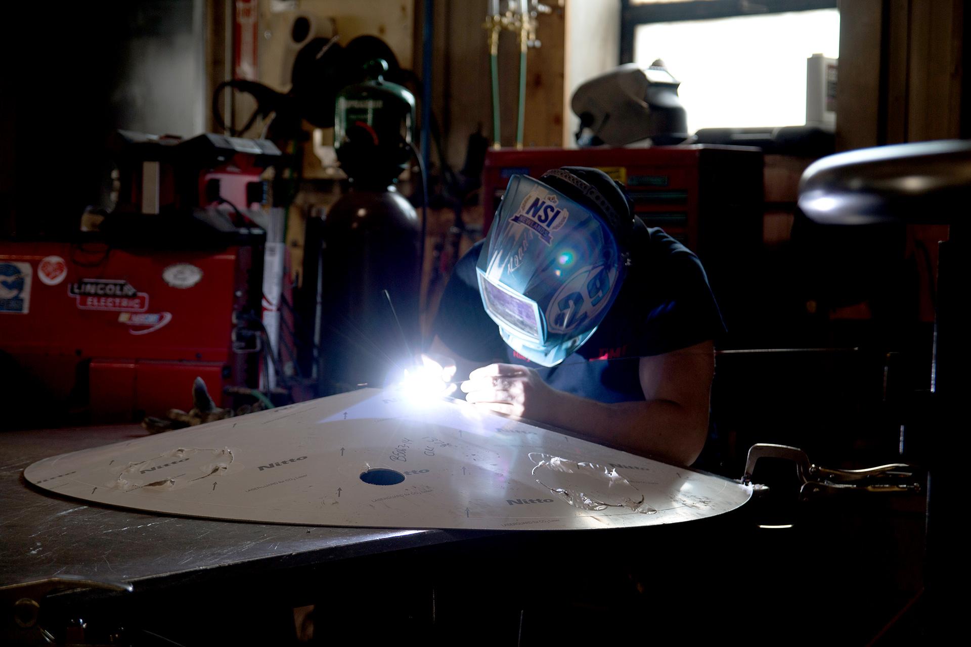 Welding - Workplace Learning PEI